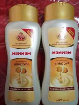 2 Mennen 2 in 1 Shampoo & Conditioner enriched with Protein