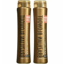 Brazilian Blowout Acai Anti Frizz Shampoo and Conditioner Du