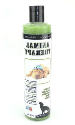 Wild Animal Animal Therapy Dog Shampoo-Medicated-Repels Flea