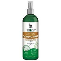 Vet's Best Anti-Flea Spray Dog Shampoo. 16 oz, USA Made