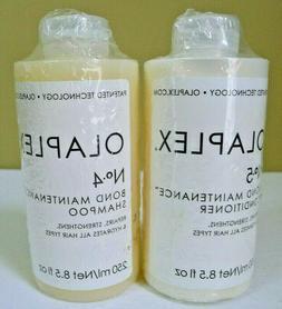 Olaplex Bond Maintenance No.4 Shampoo & No.5 Conditioner Duo