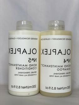 Olaplex Bond Maintenance Shampoo No 4 & Conditioner No 5 DUO