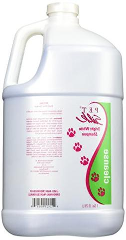 bright white shampoo