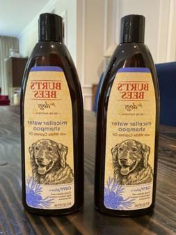 Burt's Bees Care Plus+ Micellar Water Dog Shampoo 16  Oz. bo