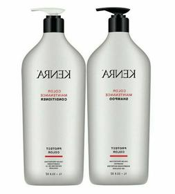 Kenra Color Maintenance Hair Shampoo And Conditioner Liter D
