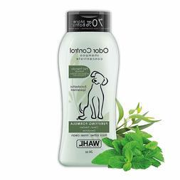 Wahl Dog/Pet Shampoo, Odor Control Eucalyptus and Spearmint