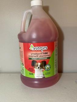 Espree Dog Shampoo 50:1 Strawberry Lemonade Shampoo Professi