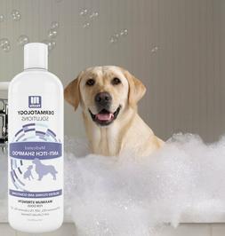 Dog Shampoo Anti-ITCH for Dry Skin Oatmeal Healthy Pet Suppl