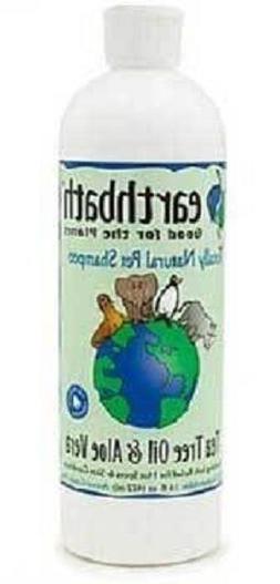 Earthbath Dog Shampoo TEA TREE & ALOE HOT SPOT 16 oz.