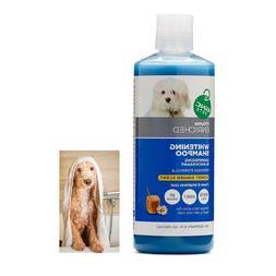 Dog Medicated Whitening Shampoo Dogs Honey Healthy Skin