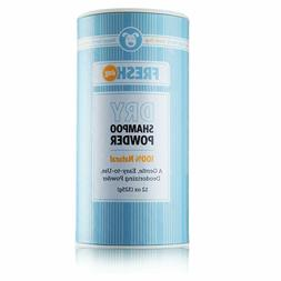 Fresh Dog Dry Shampoo Powder for Dogs and Puppies, All Natur