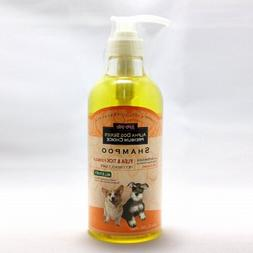 Alpha Dog Series Flea and Tick formula Shampoo