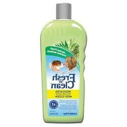 Fresh 'n Clean Medi Cleen Medicated Dog Shampoo Helps Dandru
