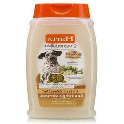 Hartz groomer's best soothing oatmeal dog shampoo, 18-oz bot