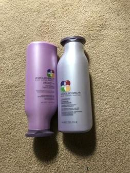 Pureology Hydrate Shampoo & Conditioner, 8.5 oz Duo Set