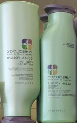 Pureology Hydrate Shampoo and Conditioner Duo Set / 250 ml/