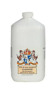 Crown Royale 0005011 Soothing Oats and Aloe Pet Shampoo, 1 g