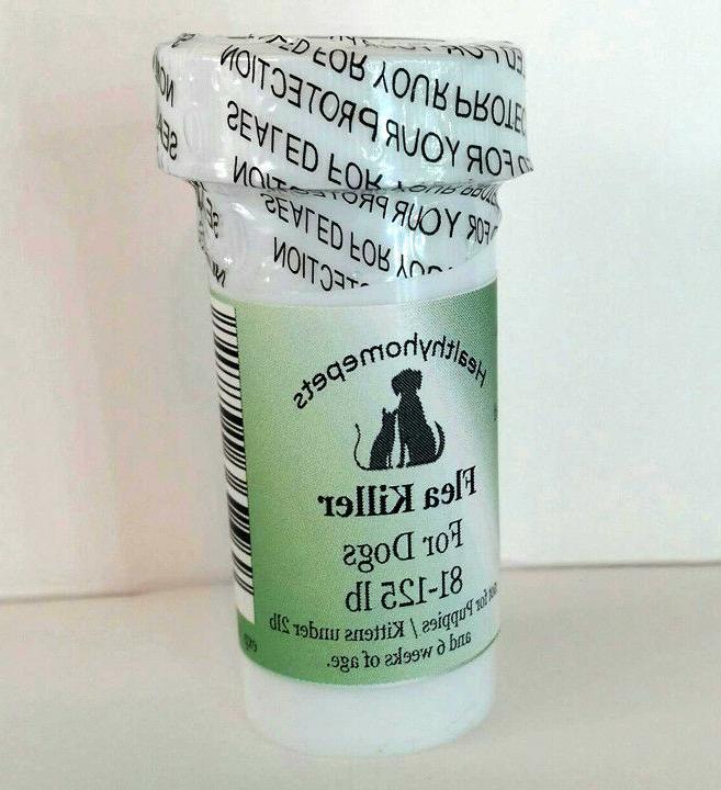 100 Flea Killer 81-125lb Shampoo