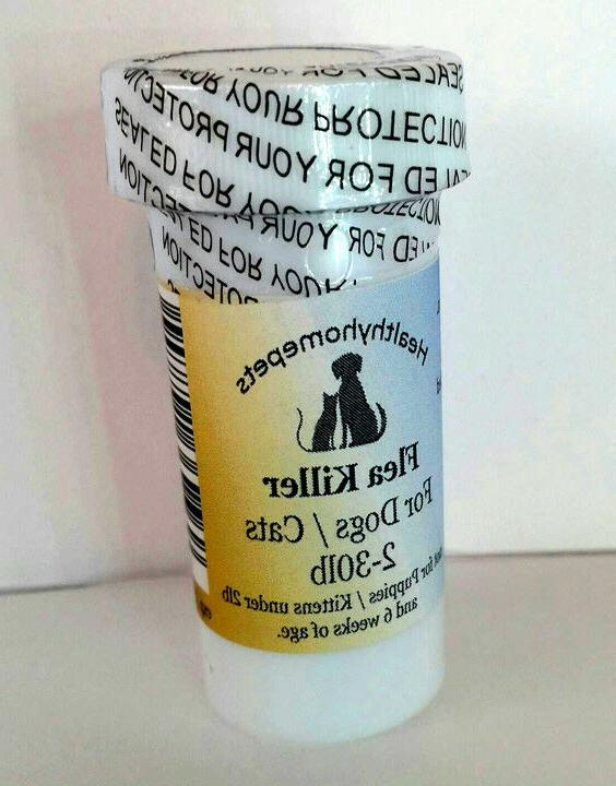 100 Capsules Killer Control small 2-30lb +Soap