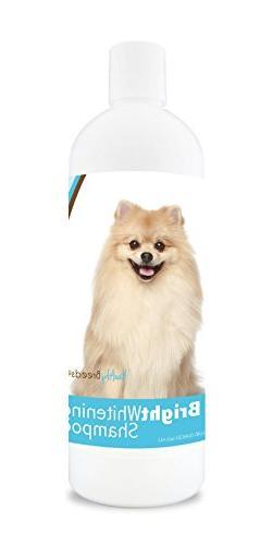 Healthy Breeds 1063-pomr-001 Pomeranian Bright Whitening Sha