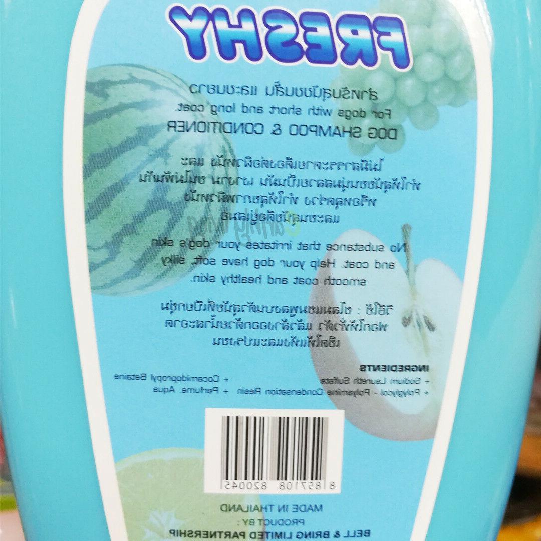 2 in1 Conditioner Skin Coat Fruity Scent Short Hair