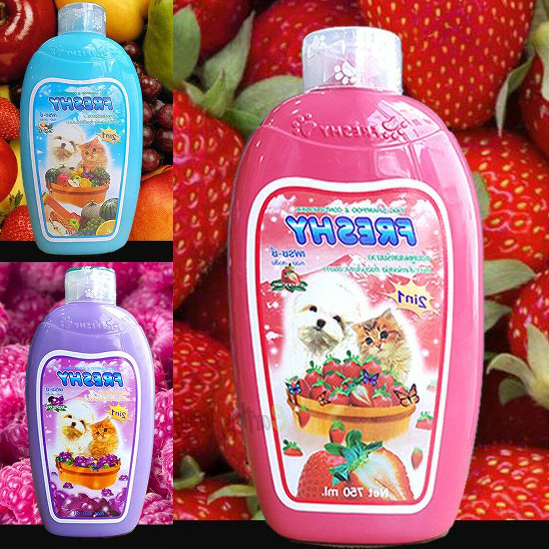 2 in1 shampoo plus conditioner skin coat