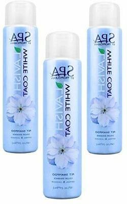 Tropiclean Spa Colors Pet Shampoo for White Coats, 16 Ounce