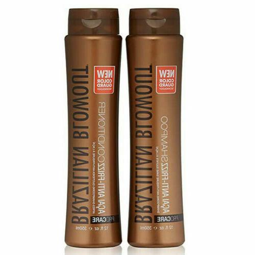 acai anti frizz shampoo and conditioner duo