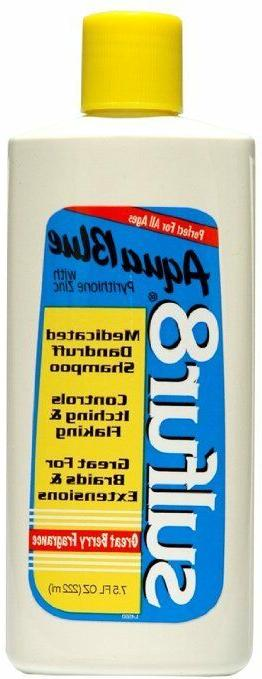 Sulfur 8 Medicated