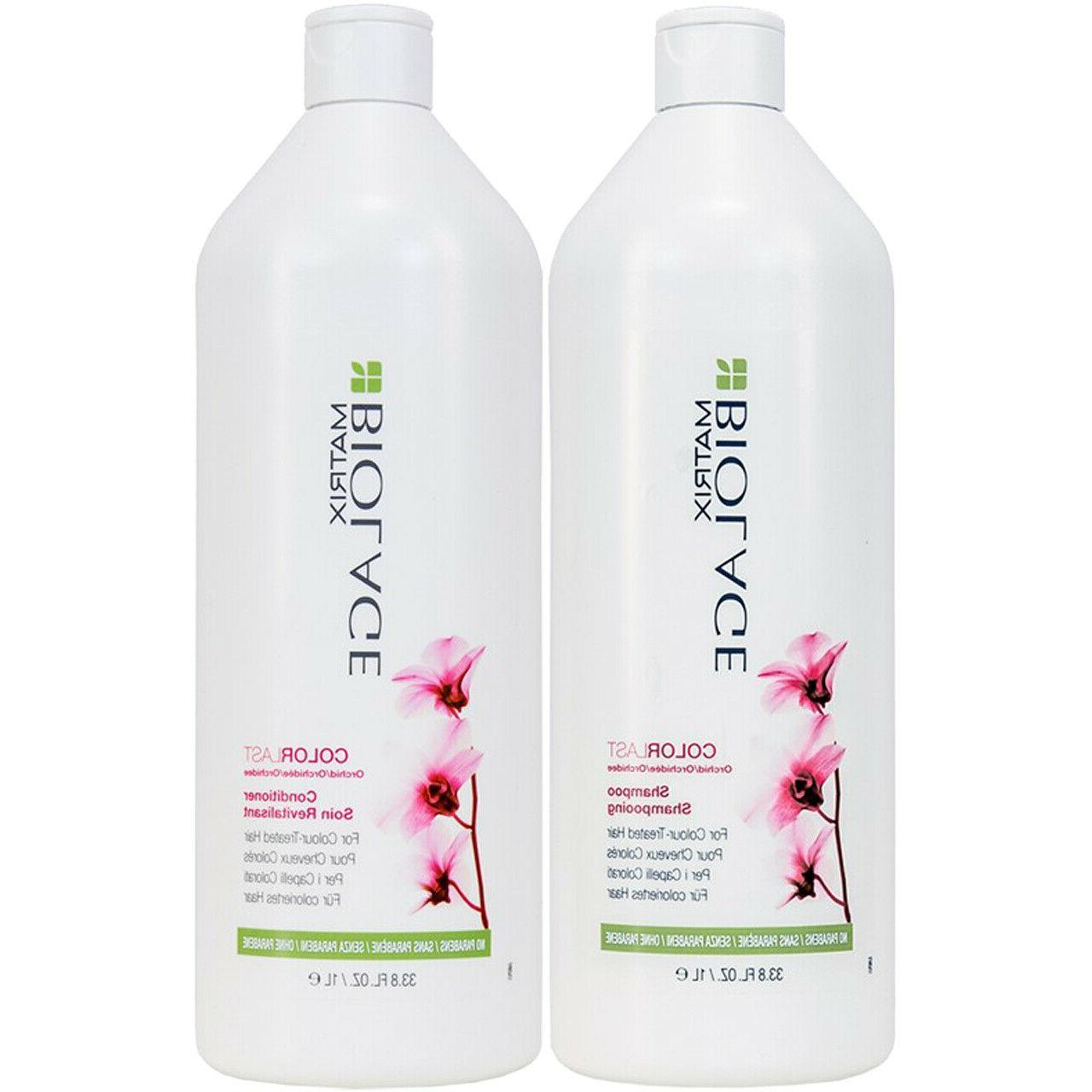 biolage color last shampoo and conditioner 33