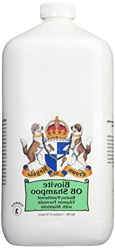 Crown Royale Biovite Formula 3 Shampoo Gallon Concentrate