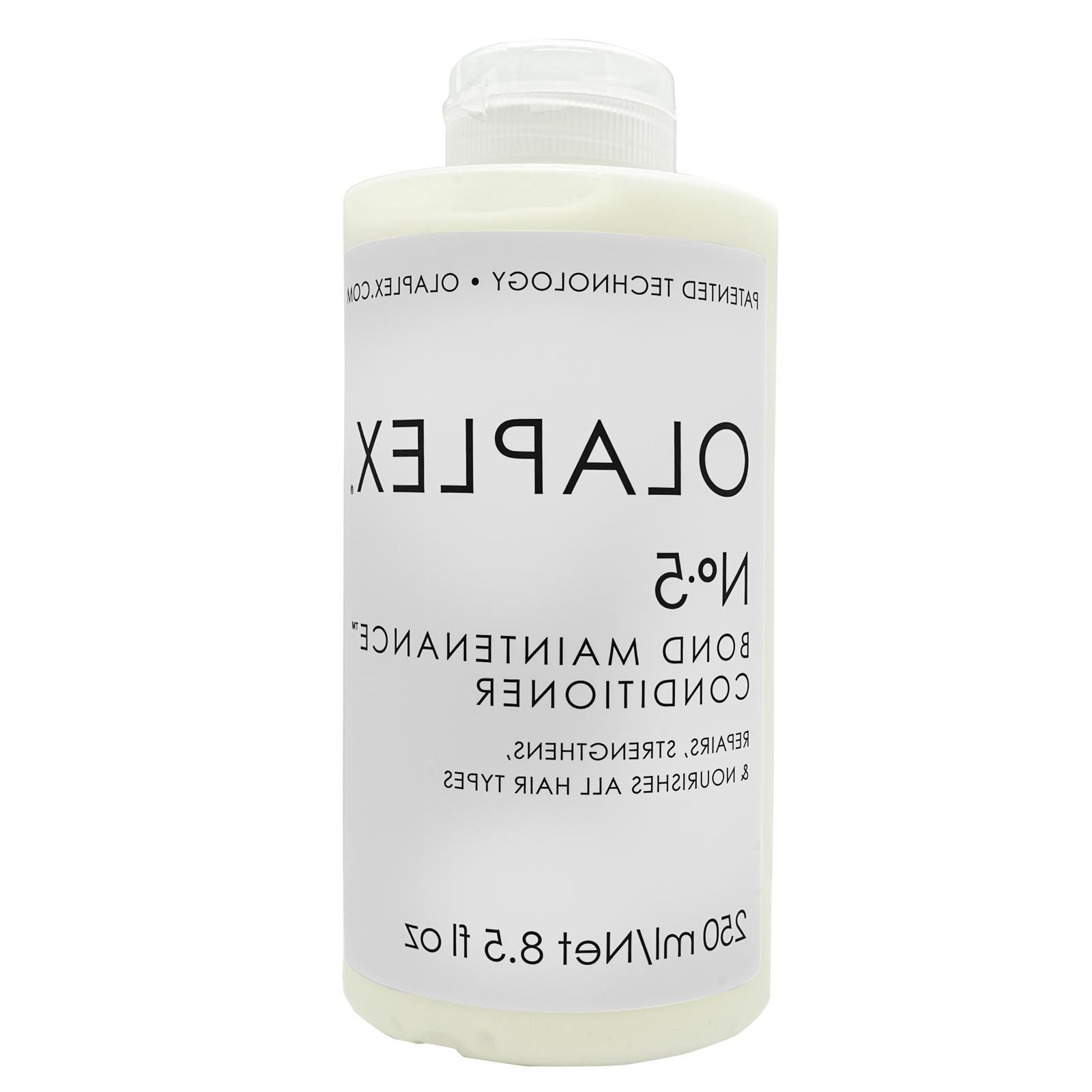 Olaplex Shampoo and/ Or No.5