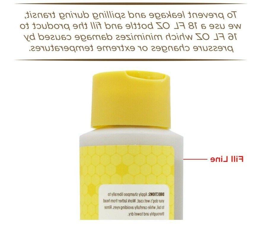 Burt's Bees Tearless Shampoo Soothe Irritated Skin