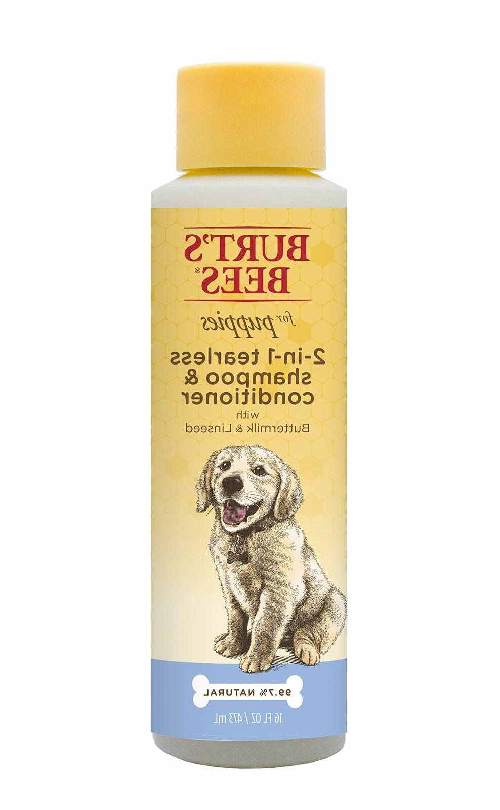 burt s bees for puppies tearless 2