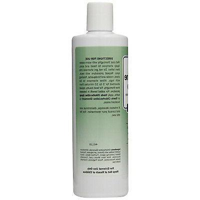 Davis Chlorhexidine Shampoo, 12-Ounce