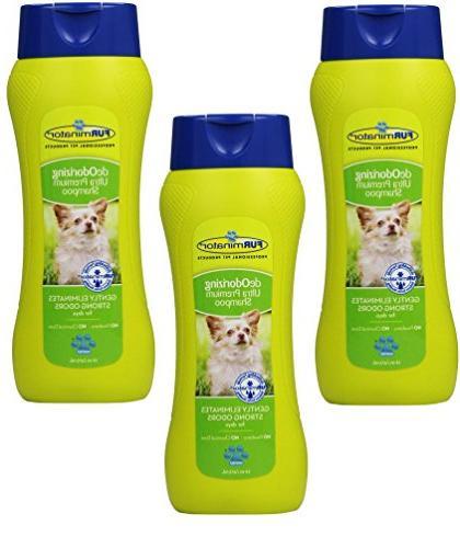 deodorizing ultra shampoo