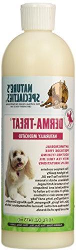 Nature's Specialties Derma Treat Pet Shampoo 16-Ounce