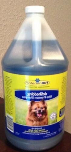 deshedding ultra premium shampoo for dogs 1