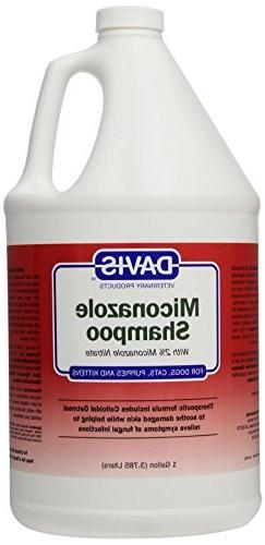 Davis DM154 91 Miconazole Shampoo 2% Gal
