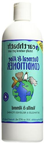Earthbath Cream Rinse And Conditioner 16oz