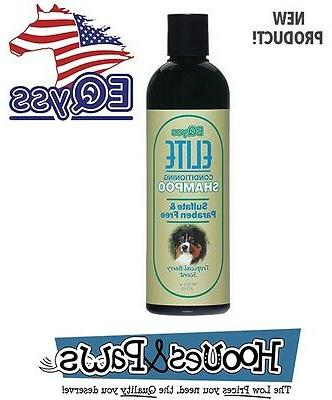 Eqyss Elite Dog Conditioning Shampoo 16oz Pet Grooming