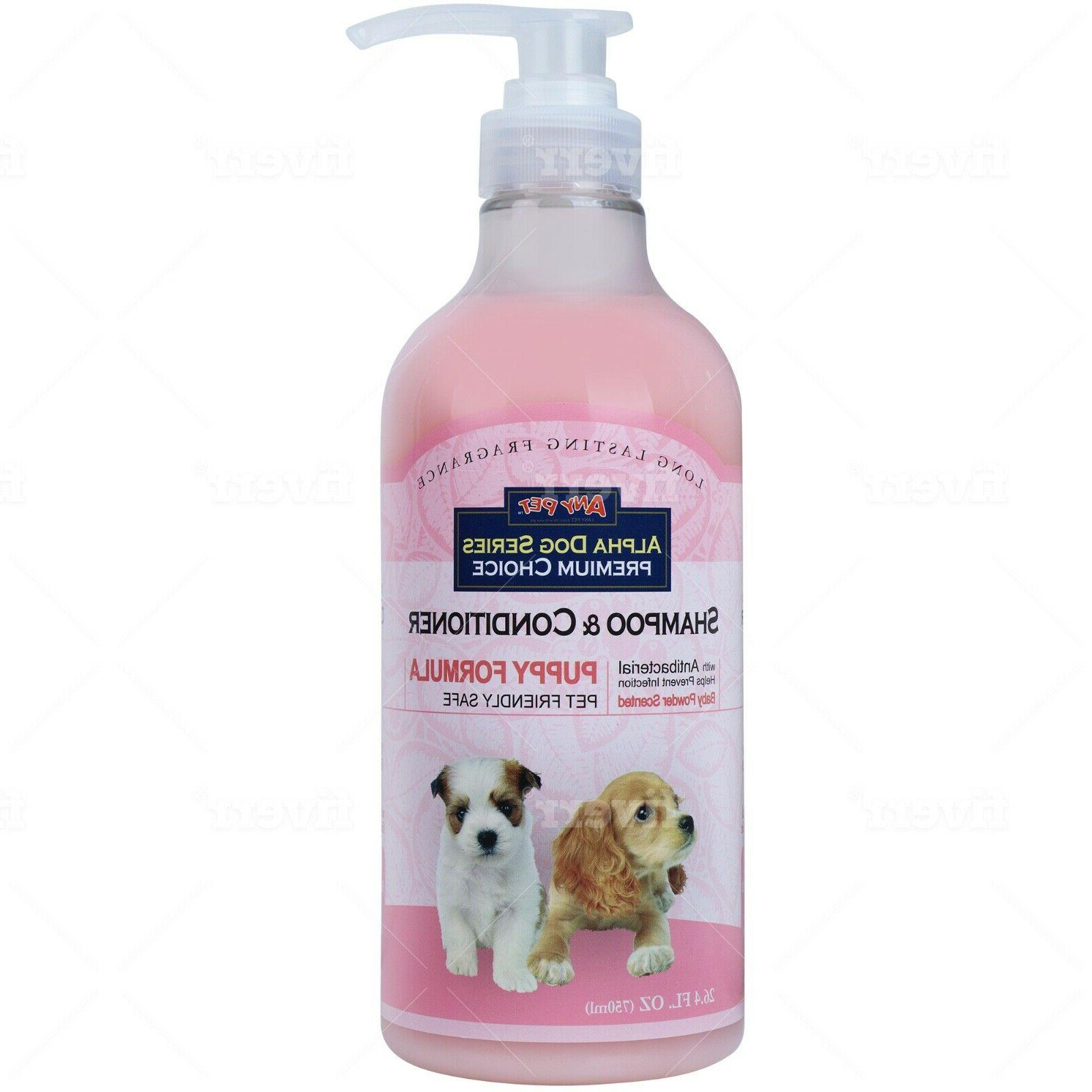 Alpha Dog Series - Puppy Shampoo & Conditioner