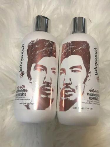 guy tang mydentity myconfidant shampoo and conditioner