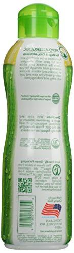 Tropiclean Allergenic Gentle Coconut Puppy Shampoo, 20-ounce