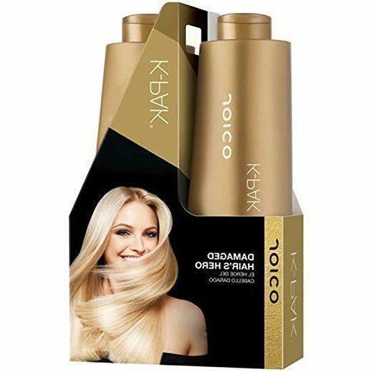 k pak shampoo and conditioner fine hair
