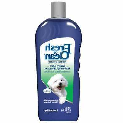 lambert kay snowy coat shampoo