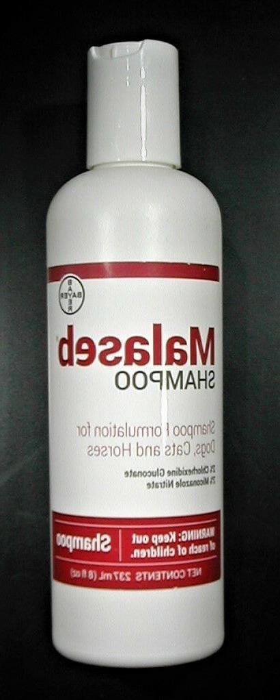malaseb antimicrobial shampoo exp 4