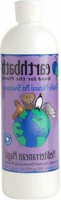Mediterranean Magic Deodorizing Shampoo, EARTHBATH, 16 oz 1