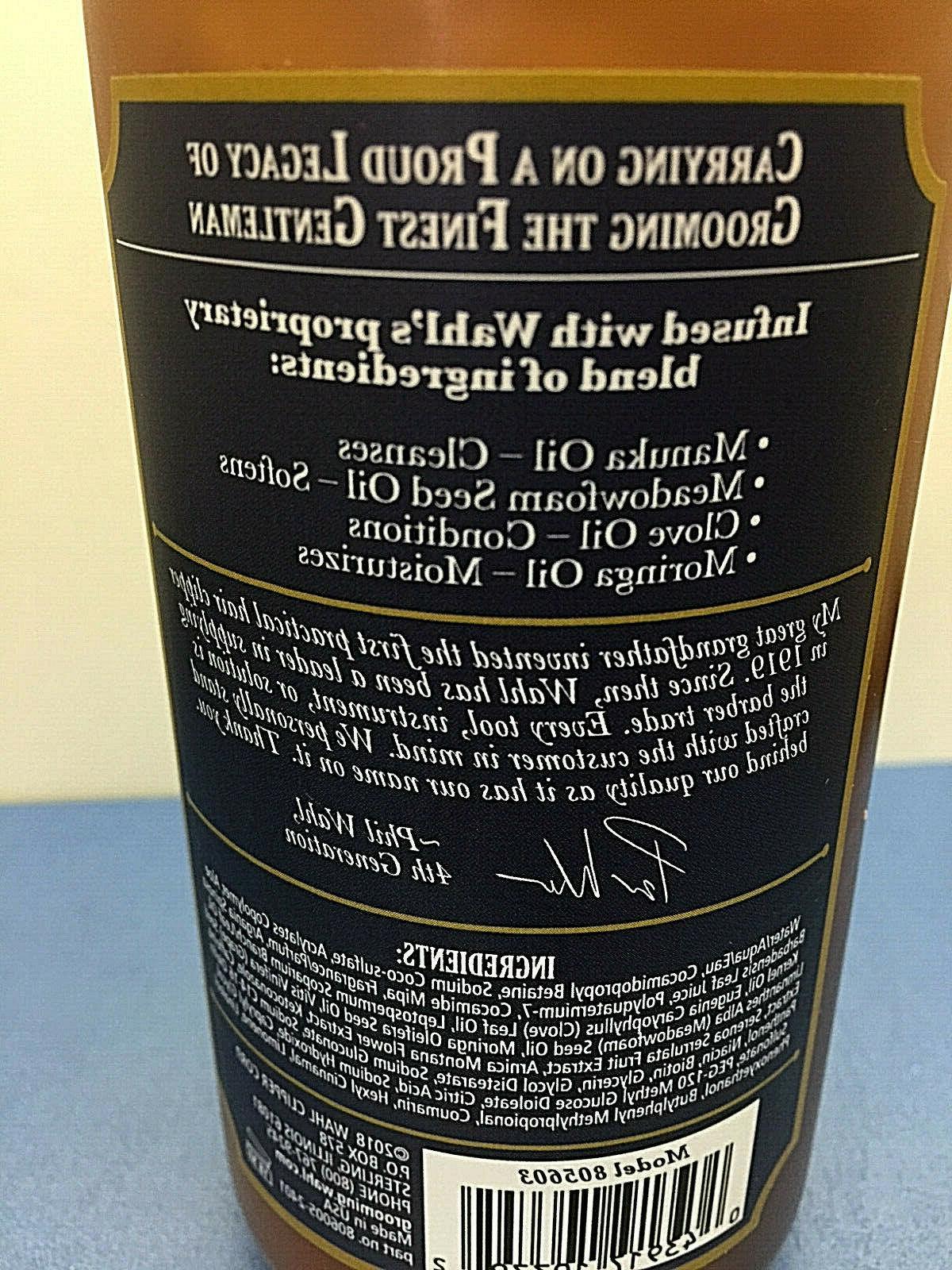 WAHL Healthy Hair oz pump bottle