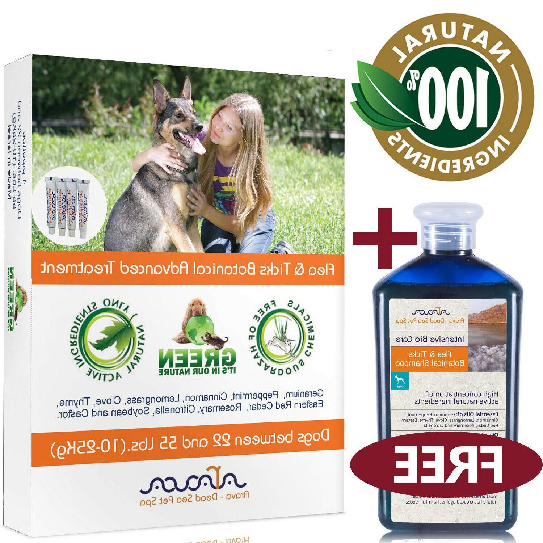 Natural Flea Prevention Dogs 22-55lb